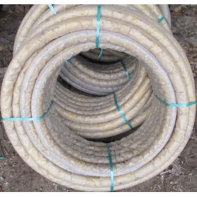 Drænslange 80 mm x 50 meter rulle med filt