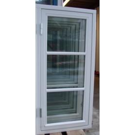 Bondehus Hvid 46x99 cm Højre ud