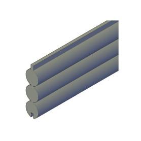 Rafteprofil 38 x 125 mm x 180 cm