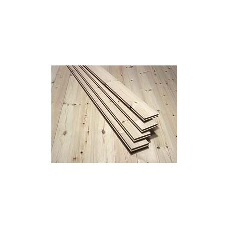 Pakkesalg Gulvbrædder 26x165 mm. Norrlands b.sort. 113,24 m²