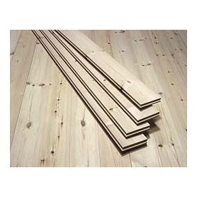 Pakkesalg Gulvbrædder 26x165 mm. Norrlands b.sort. 130,22 m²