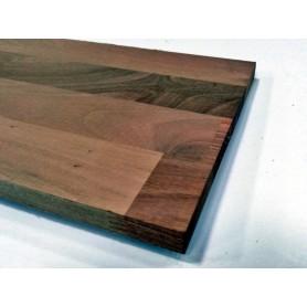 Limtræ rest Valnød 18 mm 20x200 cm