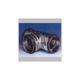 Spirorør 90° T-Styk