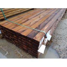 Terrassebr. brune a/b sort. 126 stk à 360 cm ialt 453 m
