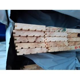Pakkesalg Gulvbrædder 32x190 mm Stigma c. sort. (ikke folie) ca 74 m²
