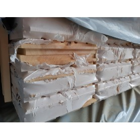 Pakkesalg Gulvbrædder 32x220 mm Stigma b. sort. endenot ca 52 m²