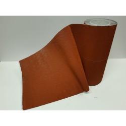 Inddækning Parti Mindre klæbeevne Rød 30 cm x 5 m Aluflex
