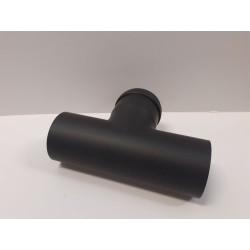 80 mm Røgrør T-Stykker Flere Varianter