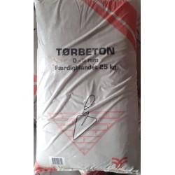 Støbe/Stolpebeton C100/300 0-8 mm 25kg