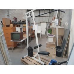 Fitnessmaskiner 3 Stk (sælges samlet)