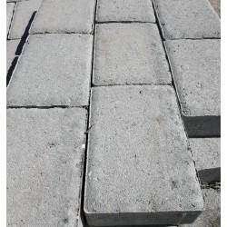 Nybrosten Grå 14x21x5,5 cm 2 sortering (KUN HELE PALLER)PR. M² 59,- BEGRÆNSET PARTI