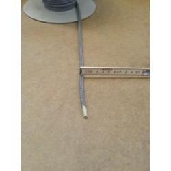 Glasfiberpakning/snor I Metermål - flere størrelser pris pr. meter
