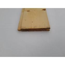 Profilbrædder Ru B Sort. 15x120 Parti Faldende Længder Pris Pr. m 7,-