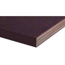 Vognbundsplade 12 mm 152x305 cm