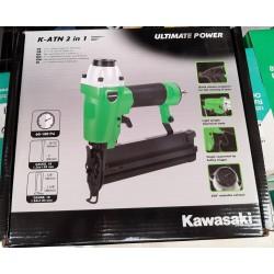 Kawasaki søm og hæftepistol