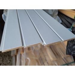 Frøslev Profilbrædder 15x120 mm Hvidmalet A-Kvalitet (med små malefejl) partivare pr. m² 150,00 Kr.