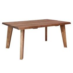 Frigg oak sofa legs, 45, smoked oiled - FSC