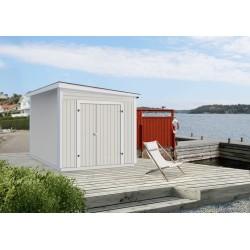 Modul redskabsrum m/skråt tag - 7,5 m²