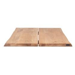 Hugin 95x295cm, natur olie - FSC