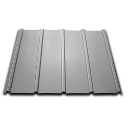 Areco Stålplade Pandepladeprofil m/ Antikondensdug 20/220 Aluzink (dækbredde 108 cm) 300 og 400 cm