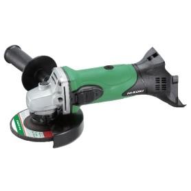 Hikoki Light Vinkelsliber 18V 115 mm (Tool Only)