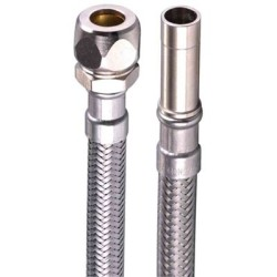 KOMBI FLEX® forlængerslanger 10 mm klemring x 10 mm