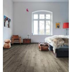 HARO Laminatgulv Daily Edition 7mm Plank Eg Calla grå - 109,- pr.m2