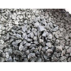 Granitskærver Sort/Koks i Bigbag 11-16mm 750kg.
