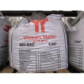 Wewers Strandmørtel 0-4 mm 6,6% Bigbag 500 Liter.