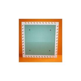 Skunklem/Inspektionslem m/gips 40x40cm