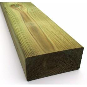 45x145 mm Trykimprægneret Planker
