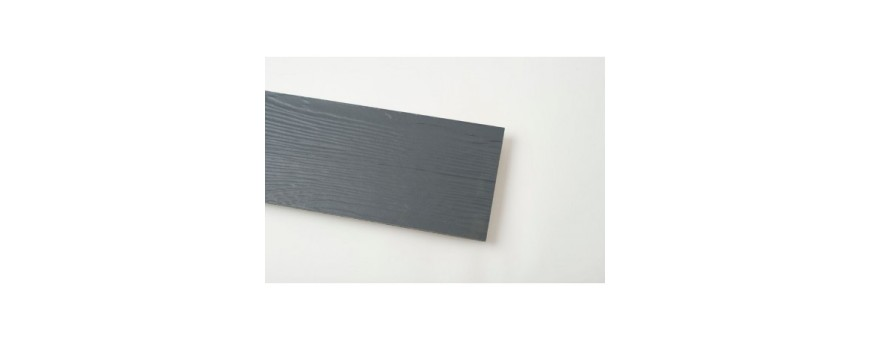 Facadebrædder/Facadeplader Fibercement