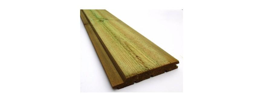 Klink / TGU / Træbeklædning