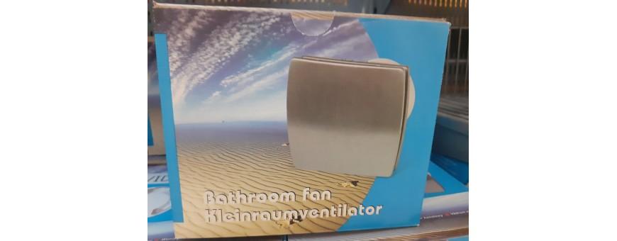 Ventilator/Udsugning