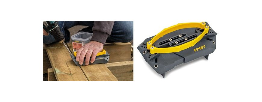 Fast Deck tool - Monteringsværktøj Terrassebrædder