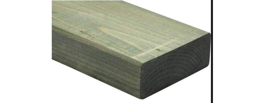 Høvlede Planker/Regler